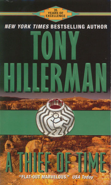 an analysis of the anasazi indians in a thief of time by tony hillerman Complete summary of tony hillerman's a thief of time enotes plot a thief of time summary tony hillerman pots from the long vanished anasazi.